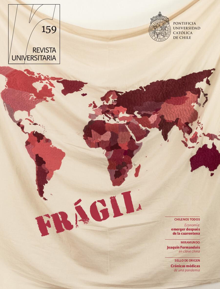 Portada Revista Universitaria, número 159