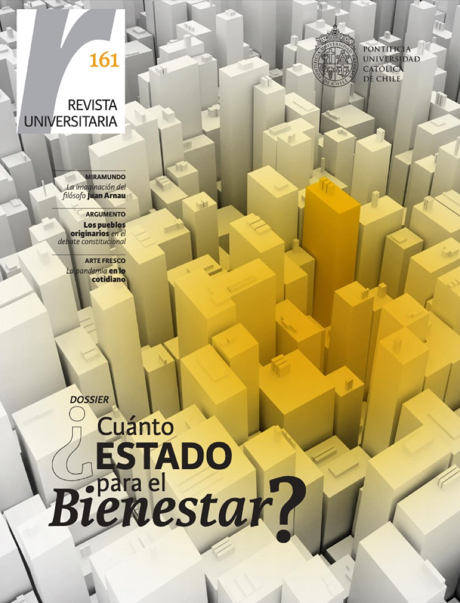 Portada Revista Universitaria, número 161