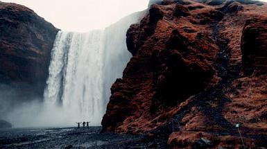 Imagen de cascada