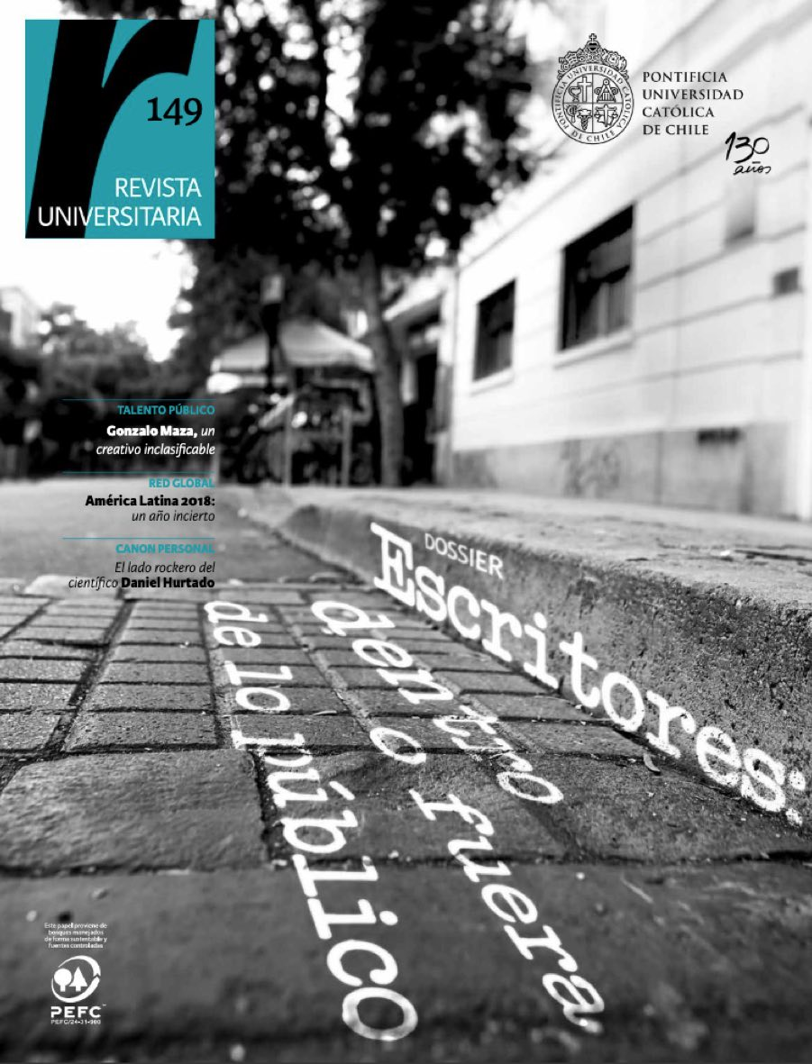 Portada Revista Universitaria, número 149