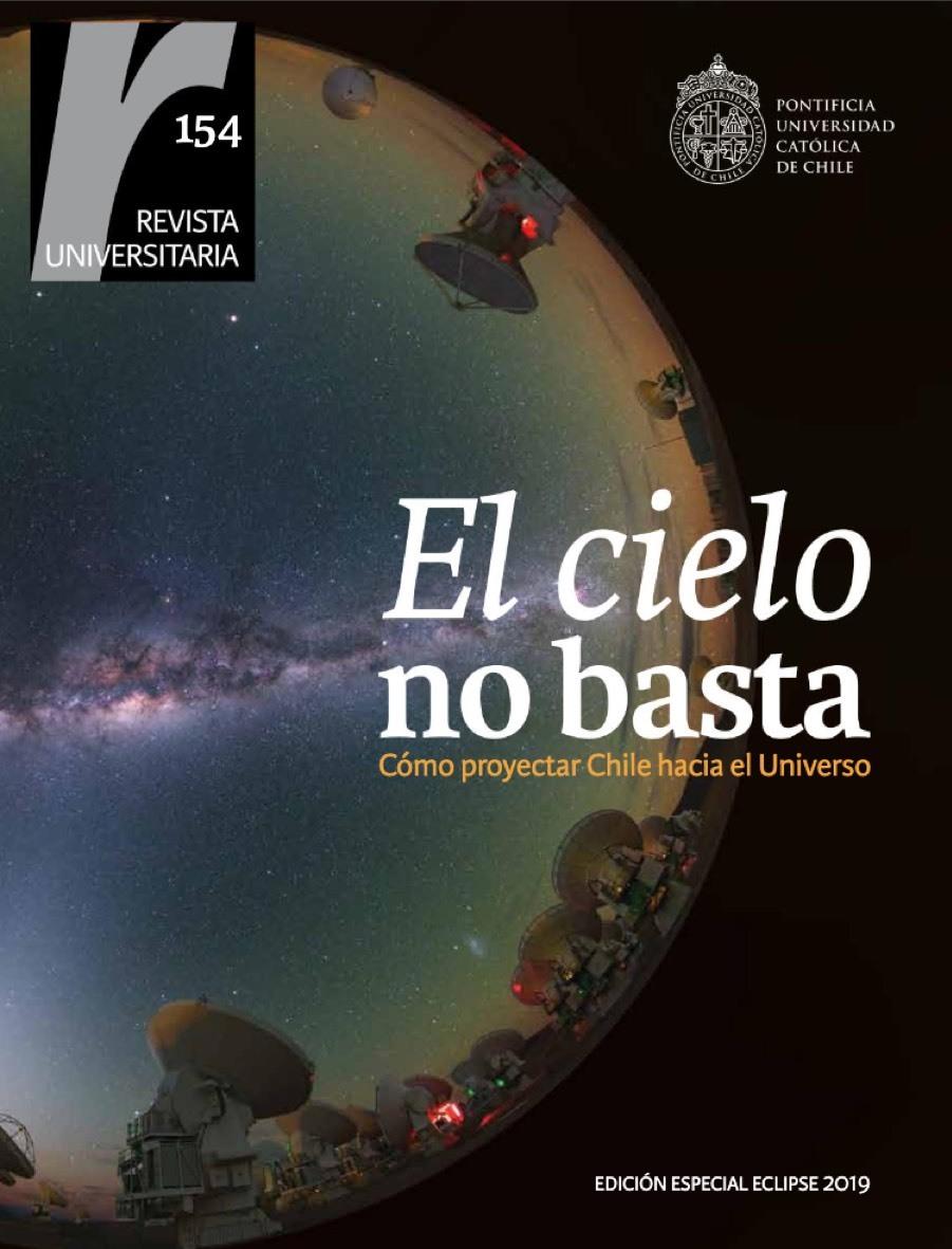 Portada Revista Universitaria, número 154