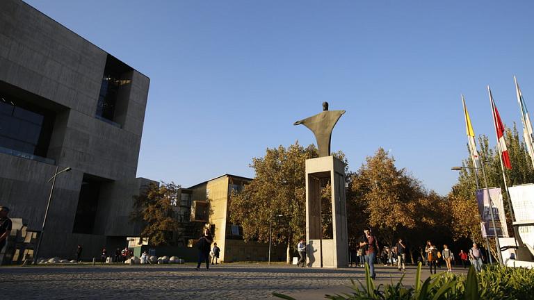 Nuestros Campus Pontificia Universidad Católica De Chile