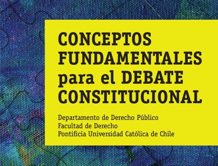 Imagen del Libro Conceptos Fundamentales para el debate constitucional